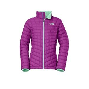 ✨North Face Kids Thermoball Jacket sz L (14/16)